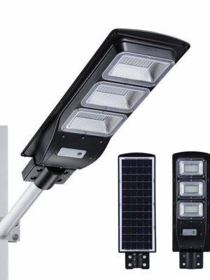 Luz solar para exteriores de 60 W LED
