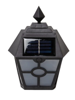 Farol de pared chico solar