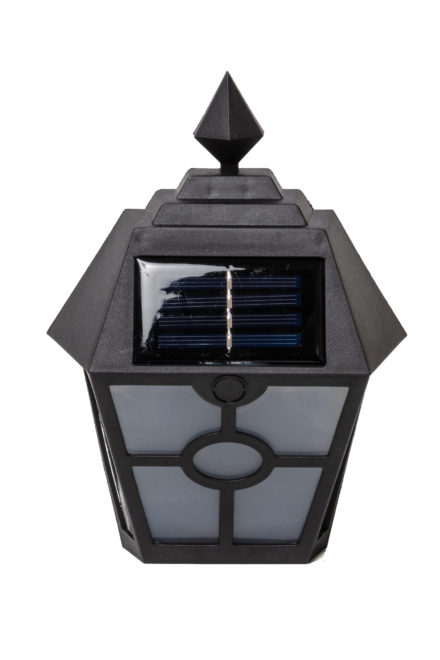 Farol de pared chico solar 3